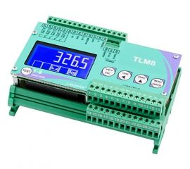 TLM8 DIGITAL-ANALOG WEIGHT TRANSMITTER ( RS485 ) 8 CHANNELS FOR LOAD CELLS