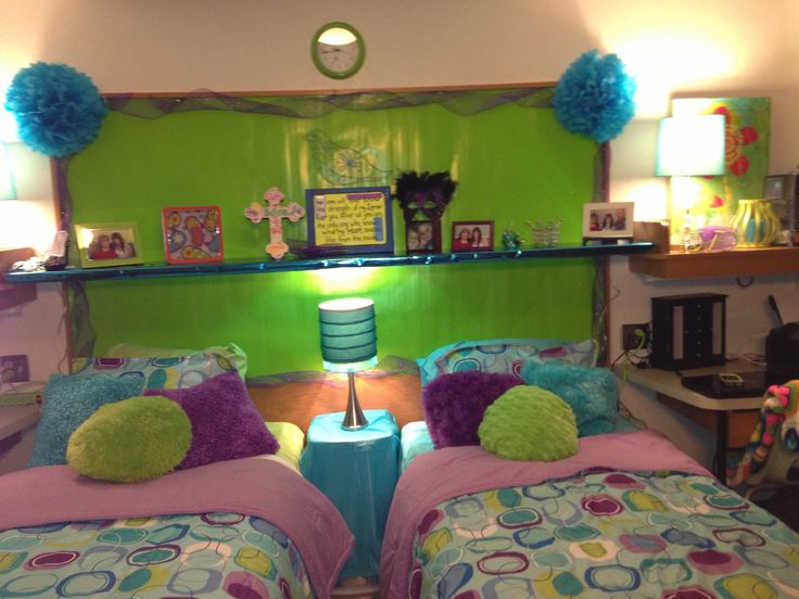 Awesome Dorm Room! Part 89