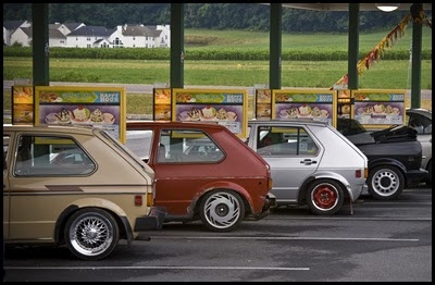 vw, back when stock wheels were beautiful