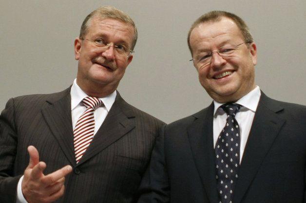 Former Porsche boss Wiedeking won't face criminal charges over VW bid
