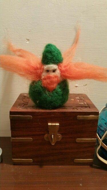 Ginger mini wiz