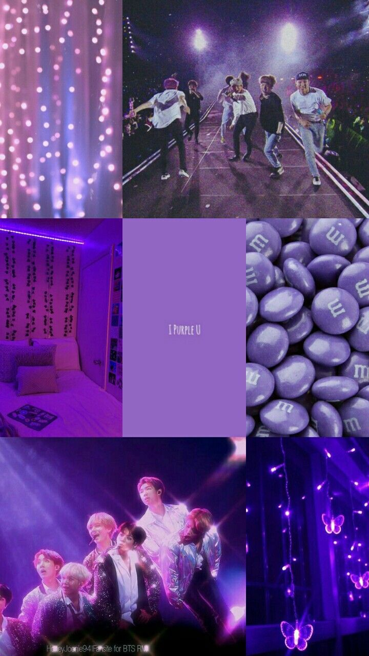 View Bts Wallpaper Aesthetic Purple Pics Nice For Pic