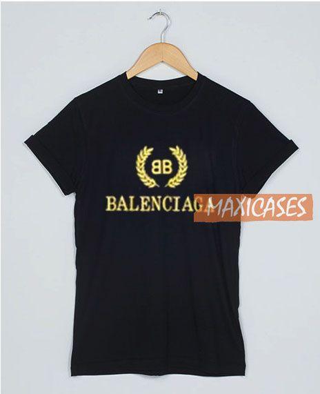82ca1efe4 Balenciaga Logo T Shirt Women Men And Youth Size S to 3XL #tshirt #tshirts # tees #cheaptees #cheaptshirt #cheaptshirts #CustomT Shirts #TShirtDesign ...