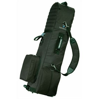 For Rent Samsonite Golf Bag.  We rent golf travel cases. Free Shipping. No need to buy new any longer. #golftips