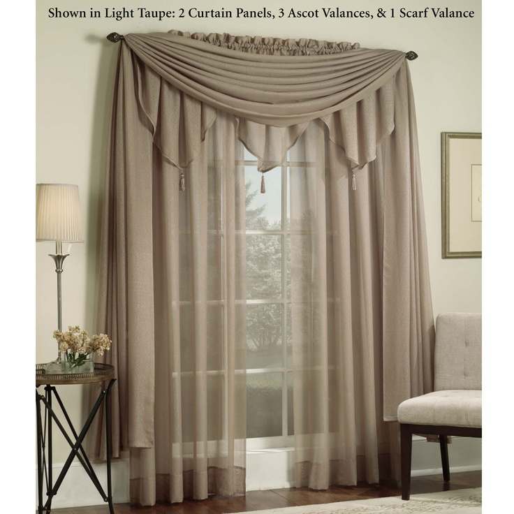 17 Best Images About Window Treatment On Pinterest