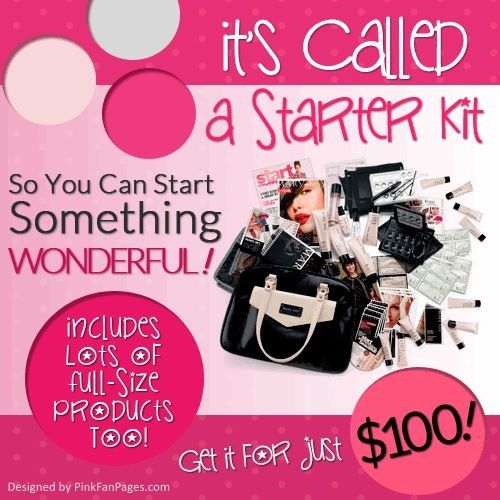 Mary Kay Starter Kit.Email nlittle57@marykay.com. Call or text 513-543-8181.