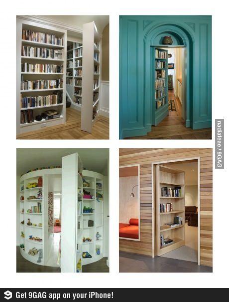 Cool closets