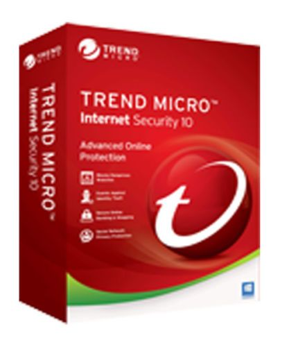 Trend Micro Internet Security – 3PC – 1YR