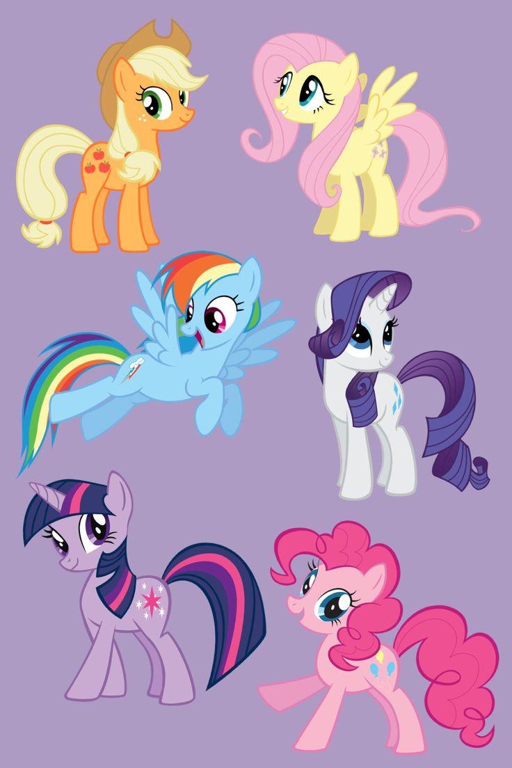 Best 25+ My little pony characters ideas on Pinterest | My ...