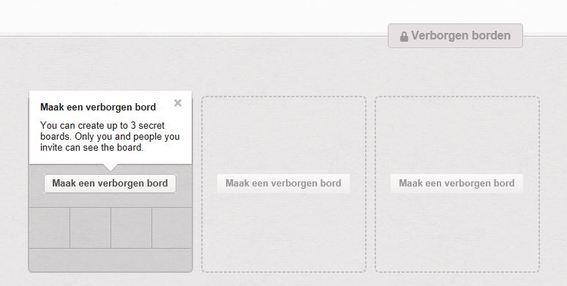 Pinterest heeft net voor de feestdagen een leuke optie toegevoegd. Je kunt nu geheime prikborden aanmaken, wat natuurlijk super handig is om je speurtocht naar originele leuke cadeaus vast te leggen. In dit artikel: Wat is het en hoe werkt het?