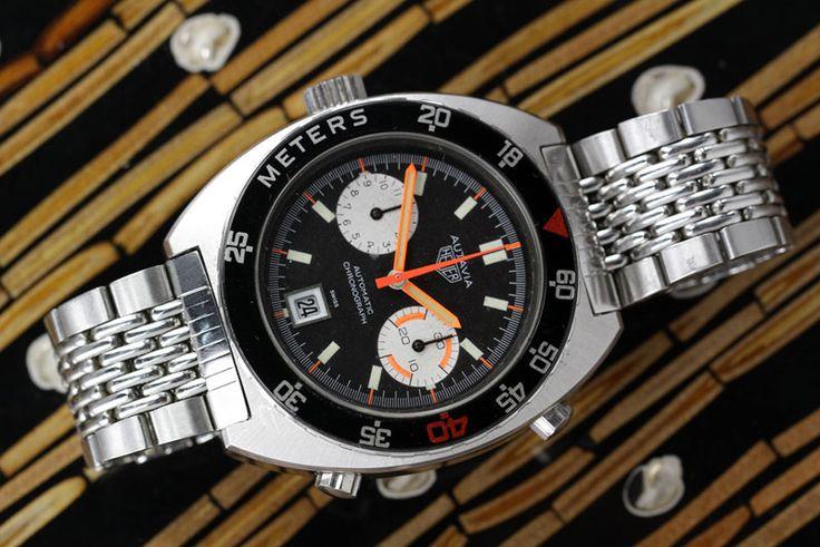 Heuer Autavia's 50th birthday - Monochrome Watches