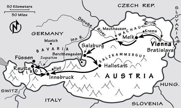 Austria Itinerary: Where to Go in Austria by Rick Steves   ricksteves.com