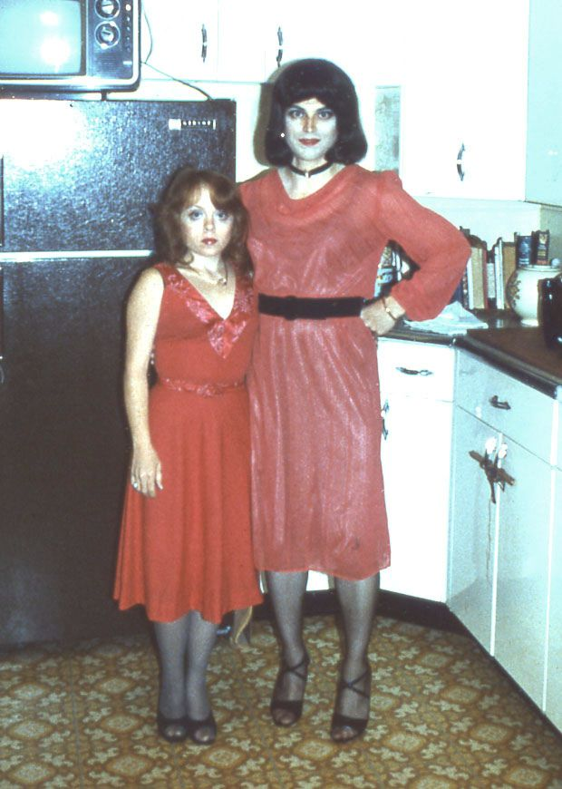 Husband and wife before going out 1980   Women Like Me In ...
