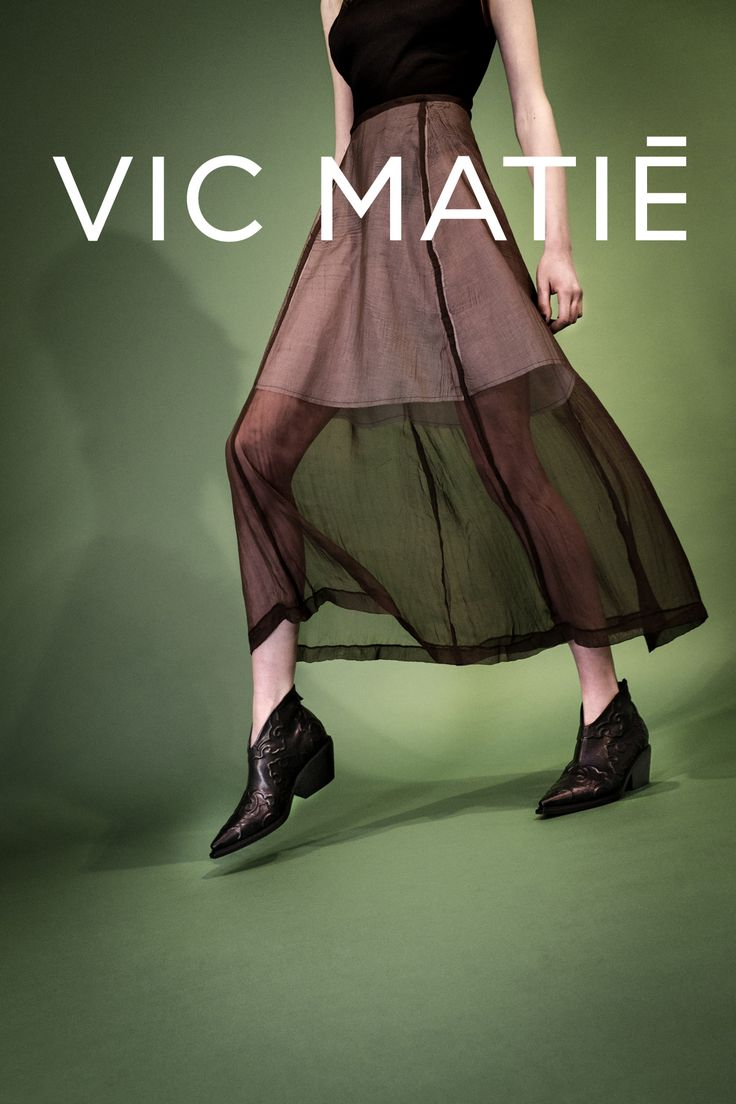 Discover the collection > www.vicmatie.com