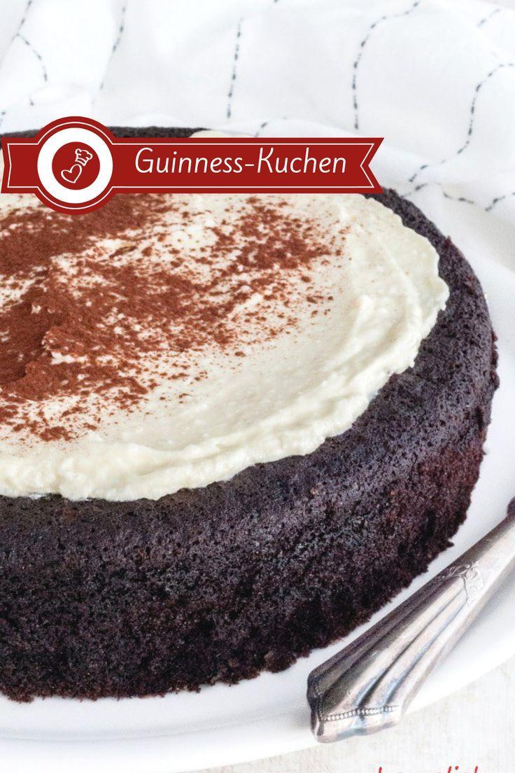 Guinness Kuchen Rezept Rezept Herzelieb Der Foodblog Mit Herz
