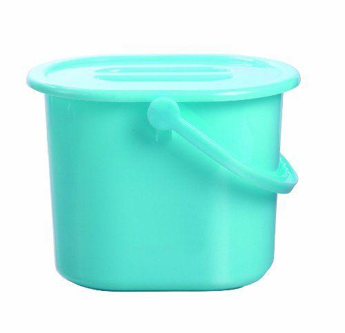 Bebe-jou Cubo de pañales color turquesa