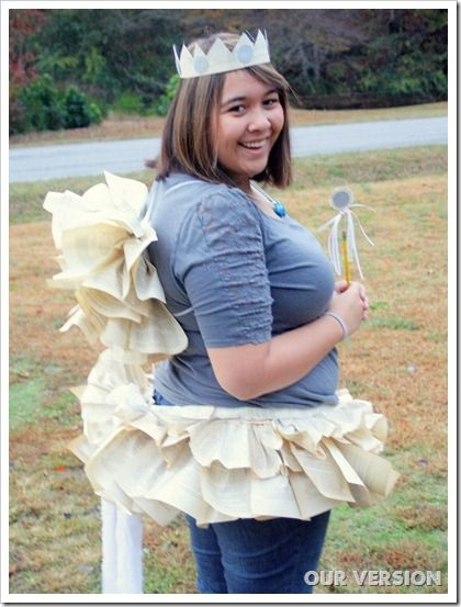 Cheap & Easy Halloween Costumes: Diction Fairy