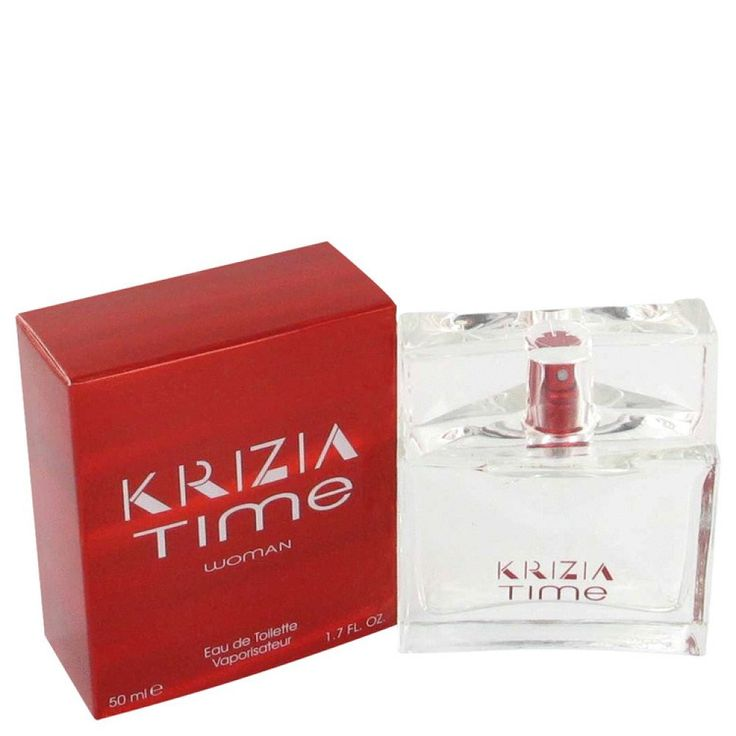 Krizia Time By Krizia Eau De Toilette Spray 1.7 Oz