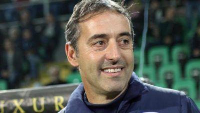Sampdoria Giampaolo ammette: Spero di recuperare Praet ma non so se giocherà