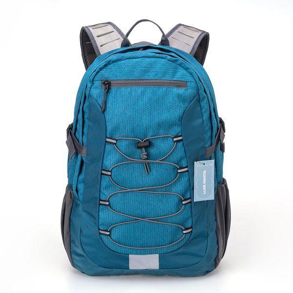 Amazon.co.jp: VANITA スポーツバッグ 大容量 の バックパック 通勤 通学 登山 旅行 用 リュックサック(ブルー): スポーツ&アウトドア