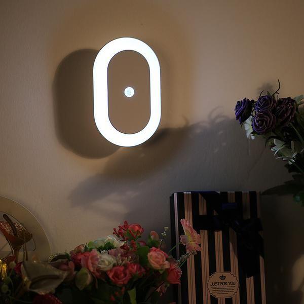 - TRENDY & ENERGY EFFICIENT ACCESSORY: This LED nightlight is a smart choice to use in hallways, stairways, steps, bathrooms, bedrooms, closets, garages, attics and basements. It illuminates the hallw