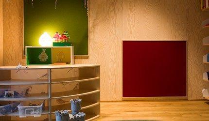 Borås kindergarden - Fraster Felt also for kids