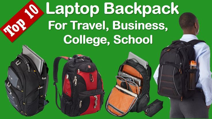 Best Laptop Backpack for Travel, College, School, Business || Best Lapto...