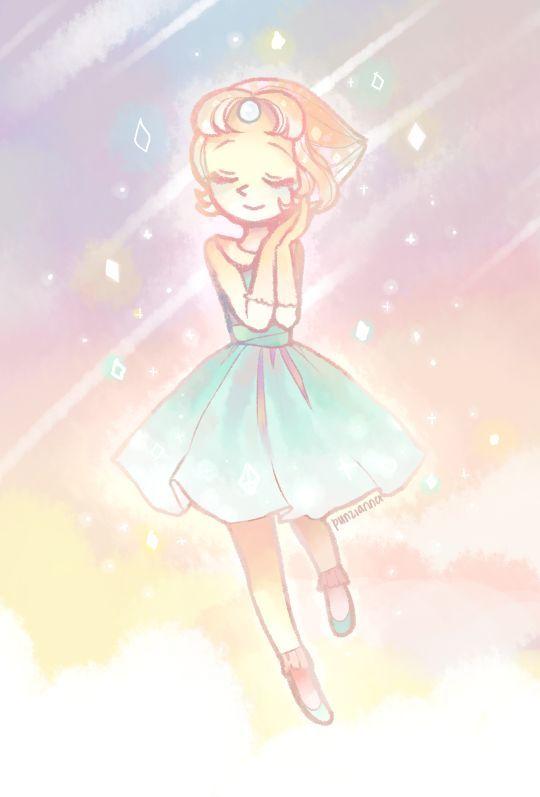 steven universe, pearl