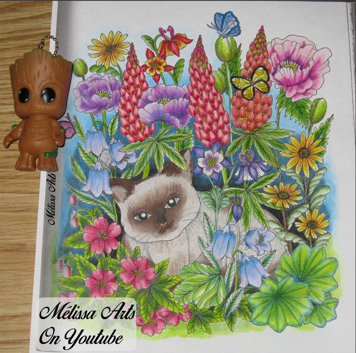 #chrischeng  #colorvscolor #prismacolor #mariatrolle #twilightgarden #coloredpencils #marcoraffine #coloringbook #coloringforgrownup #coloriage #cat #chat #coloriagepouradulte #colortherapy #beautifulcoloring #wonderfulcoloring #coloringaddict /mariatrolle