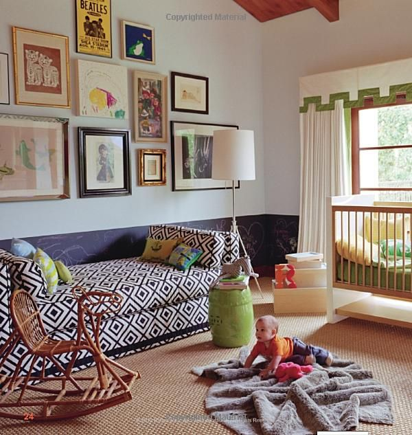 Room for Children: Stylish Spaces for Sleep and Play: Susanna Salk, Kelly Wearstler: 9780847834167: Amazon.com: Books