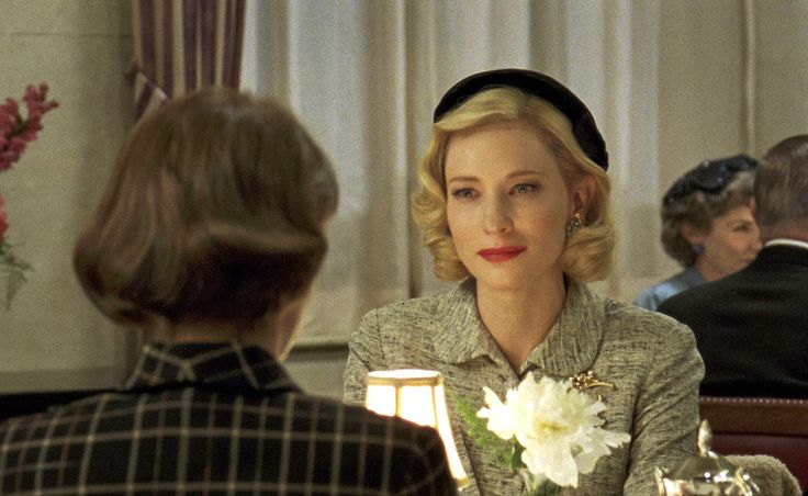 Tour the beautifully moody sets of Cate Blanchett's new movie, Carol.