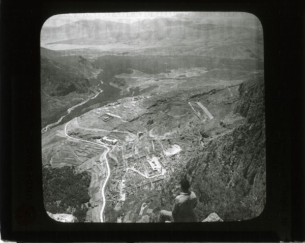 From mountain heights over Delphi to distant sea, Greece   saskhistoryonline.ca