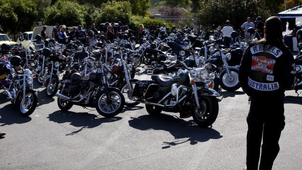 Southside Rebels defect to Nomads, creating third bikie gang in ACT
