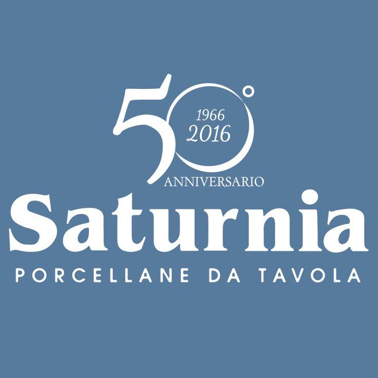 Logo 50 esimo anniversario aziendale