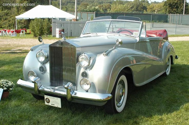The Dawn Rolls Royce >> 1953 Rolls-Royce Silver Dawn Images, Information and History | Conceptcarz.com | Cars ...