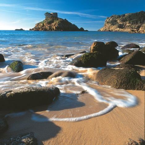 Les îles Chausey, Bretagne