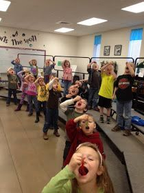 Dover Elementary Music Blog. Great activities!