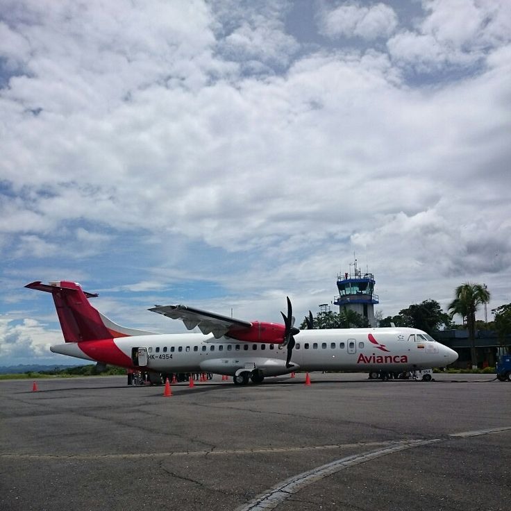 ATR 72 600 AVIANCA @SKIB