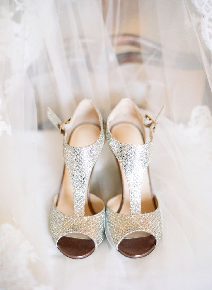 Photography: Jodi Miller Photography - jodimillerphotography.com Shoes: Valentino - http://valentino.com Wedding Dress: Pat Kerr - http://www.patkerr.com/   Read More on SMP: http://www.stylemepretty.com/2015/06/10/charming-southern-wedding-on-virginia-horse-farm/