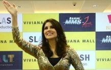 Sunny Leone Promoting Ragini MMS 2 Movie Play as Slideshow