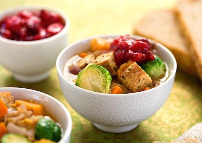 11 Vegetarian Turkey Alternatives That Aren't Tofurkey | Brit + Co