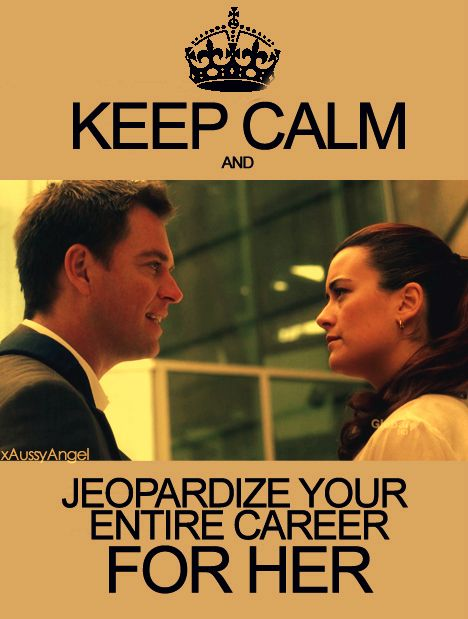 """NCIS Season 7 Episode 1 - """"Truth or Consequences"""" ~ Ziva: You jeopardized your entire career and for what? Tony: For you. // Tony will do anything for Ziva!"""