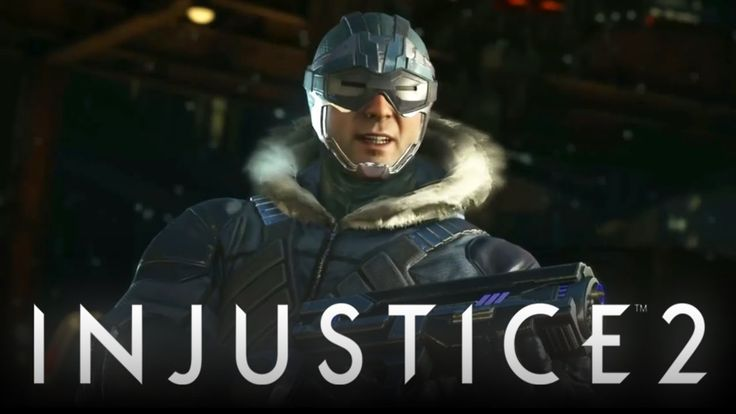 Injustice 2: Captain Cold Official Gameplay Reveal Trailer (Injustice: G...
