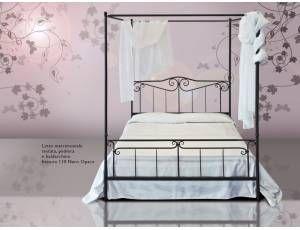 Oltre 25 fantastiche idee su letti a baldacchino su pinterest tende per letto letto a - Letto a baldacchino in ferro battuto ...