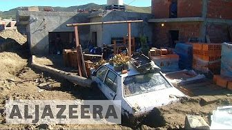 2:35  Argentina floods damage homes in south