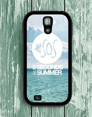 5 Second Of Summer Blue Sea Samsung Galaxy S4   Samsung S4 Case