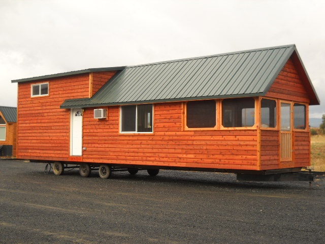Biggest Tiny Home On Wheels. | Small Home Interiors | Pinterest