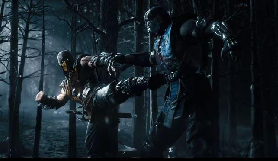 Trailer: Mortal Kombat X #Video