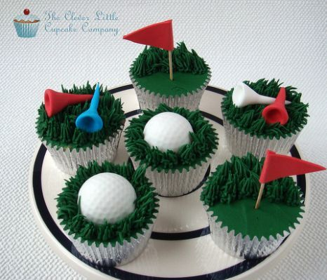 golf large cupcake - Yahoo Search Results