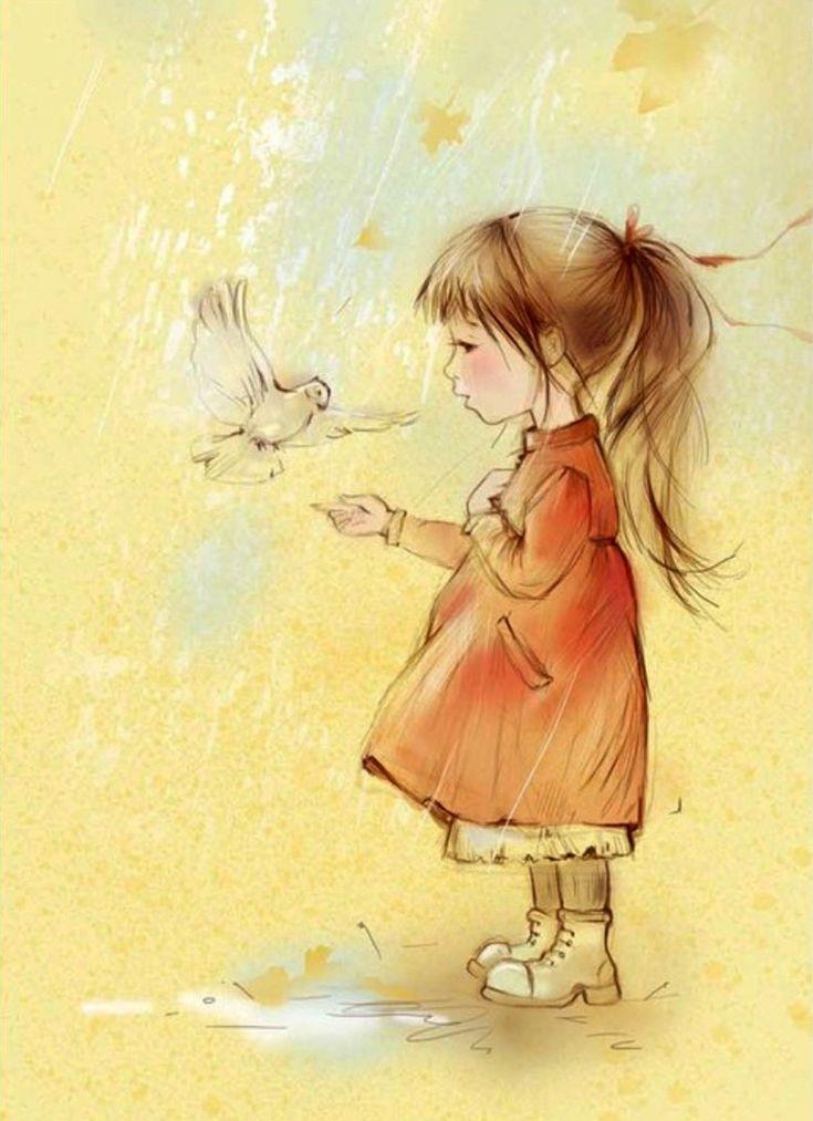 Чудесные девчушки... Екатерина Бабок. Обсуждение на LiveInternet - Российский Сервис Онлайн-Дневников